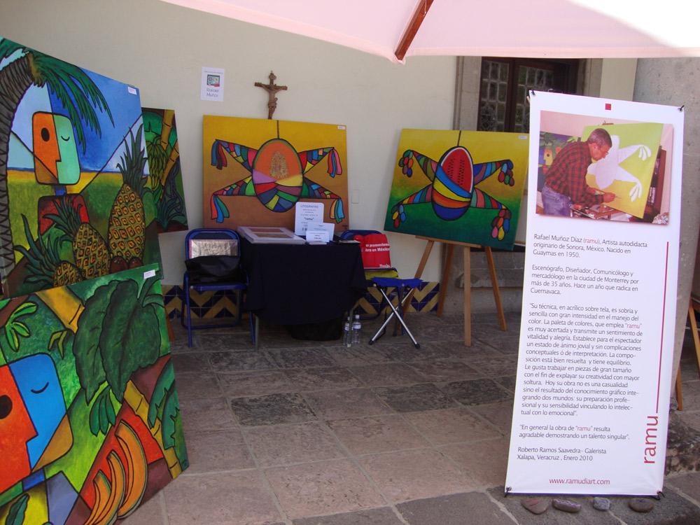 RAMU-en-la-Feria-del-Arte-M